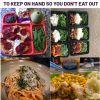 Super Easy Back Up Meals.
