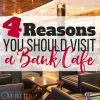 4 Reasons You Should Visit a Bank Café