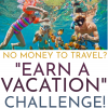 The Make Money For Vacation Challenge.