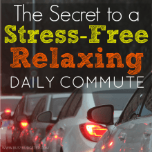 Stress Free, Relaxing Commute with Self Help Audio Books