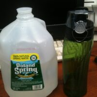 Saving Money on Bottled Water