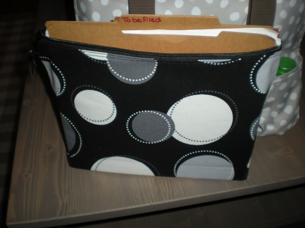 Review: Thirty-One Utility Tote Organization (also known as… My New Obsession)
