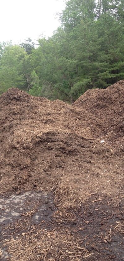 Free mulch in Fairfax County