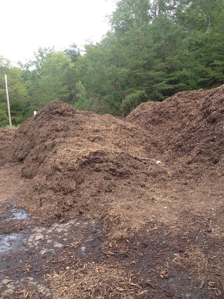Free mulch in Fairfax County