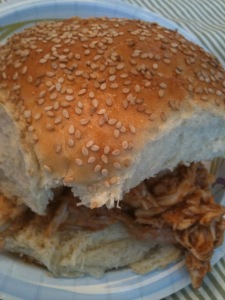You don't have to skimp on flavor to save. BBQ Pulled Pork sandwiches will bring you back to summer! busybudgeter.com