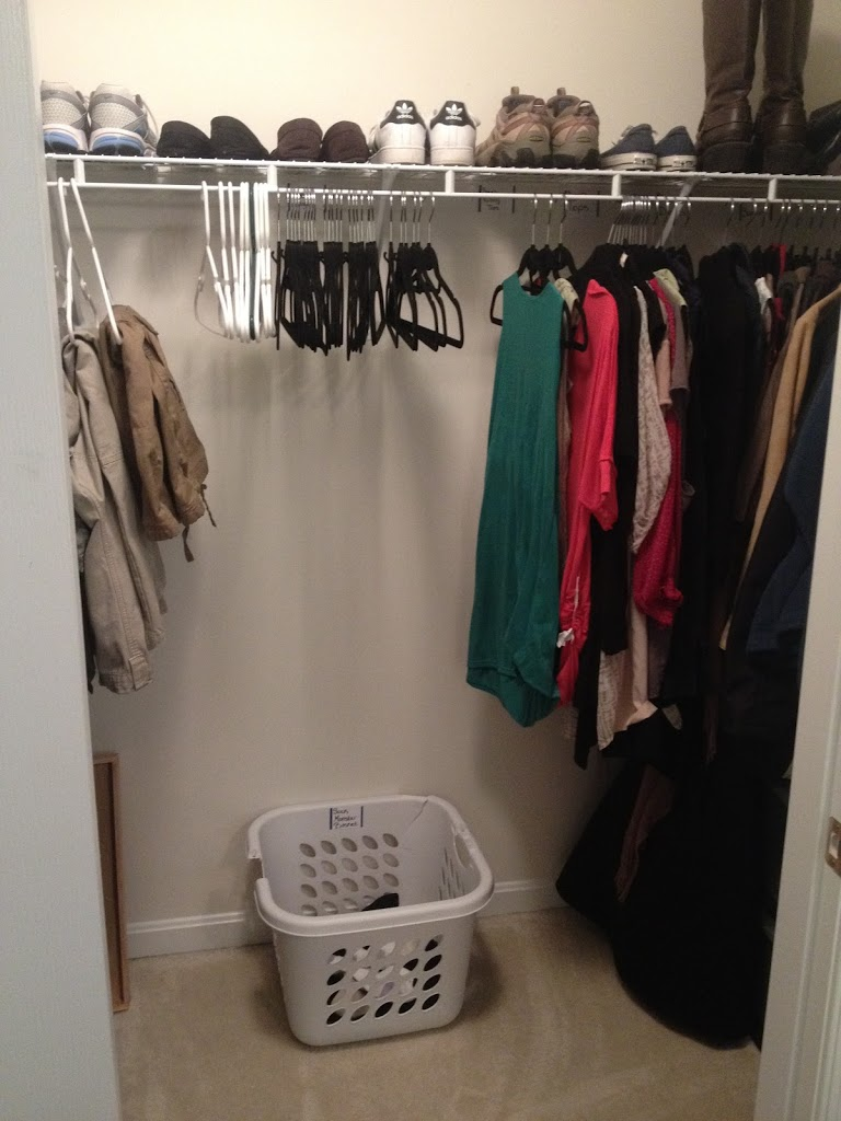 cheap closet organization cheap closet organization. Cheap Closet Organization  An Alternative to Dressers   Busy Budgeter