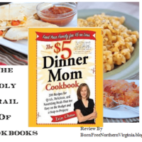 The $5 Dinner Mom Cookbook: (Save Money, Time and Effort: No Skill Needed!)