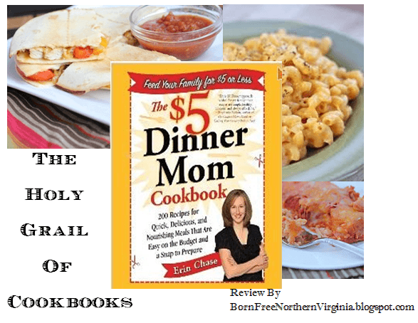 The Holy Grail of Cookbooks! This has been fun to follow and saves me a lot of time and money making dinner! busybudgeter.com