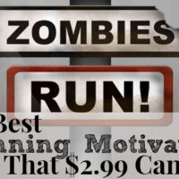 The Easiest Way to Get Back into Running: Zombies, Run! Review For Only $2.99!