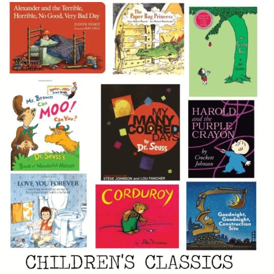 1,000 Books Before Kindergarten… and My Top 10 Favorites.