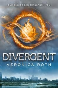 I checked out Divergent by Veronica Roth out from the library this month. I'll let you know what I think! busybudgeter.com