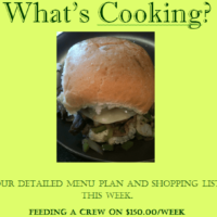 What's Cooking This Week? January 20th-26th 2014