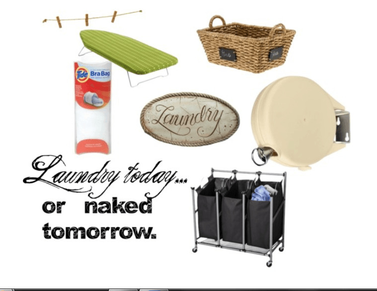 laundry system ideas