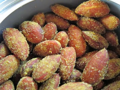 These almonds are tastier than store bought and way less expensive! www.busybudgeter.com