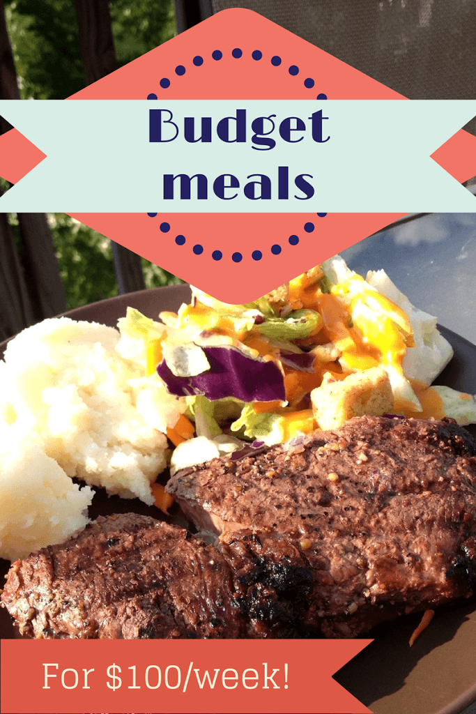 You can eat well and save money! This is such a godsend! www.busybudgeter.com