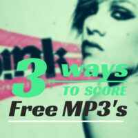 The Secret to Getting Free MP3's for Life…