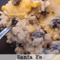 Santa Fe Rice and Beans Recipe: Feeds 6 for $3.00!