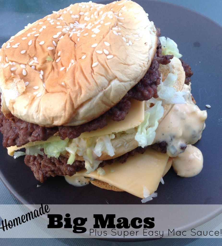 ... homemade big macs 12 tomatoes big mac secret sauce recipe homemade big
