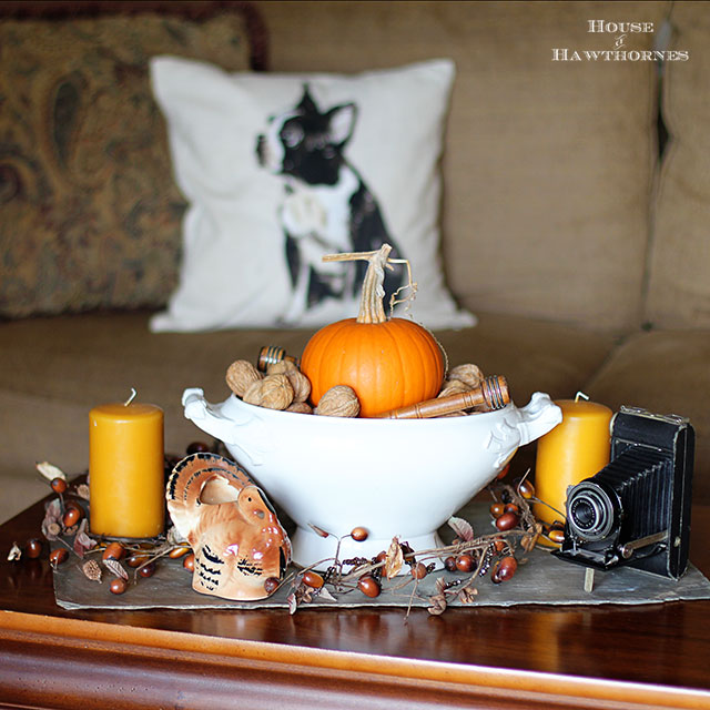 10 easy inexpensive thanksgiving table decorations for Cheap thanksgiving table decorations