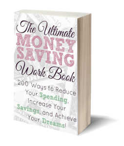 The Ultimate Money Saving Workbook