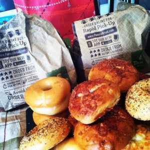 Panera Bagel Tuesday for $6.99/Baker's Dozen!