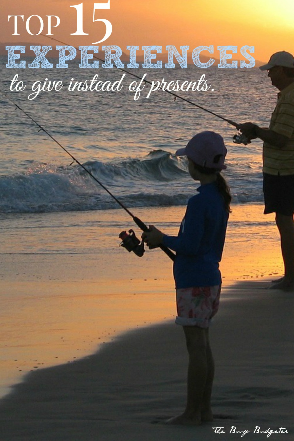 """Give the Gift of Experiences, Not More """"Stuff"""" - The Busy Budgeter"""
