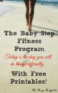 Baby Step Fitness