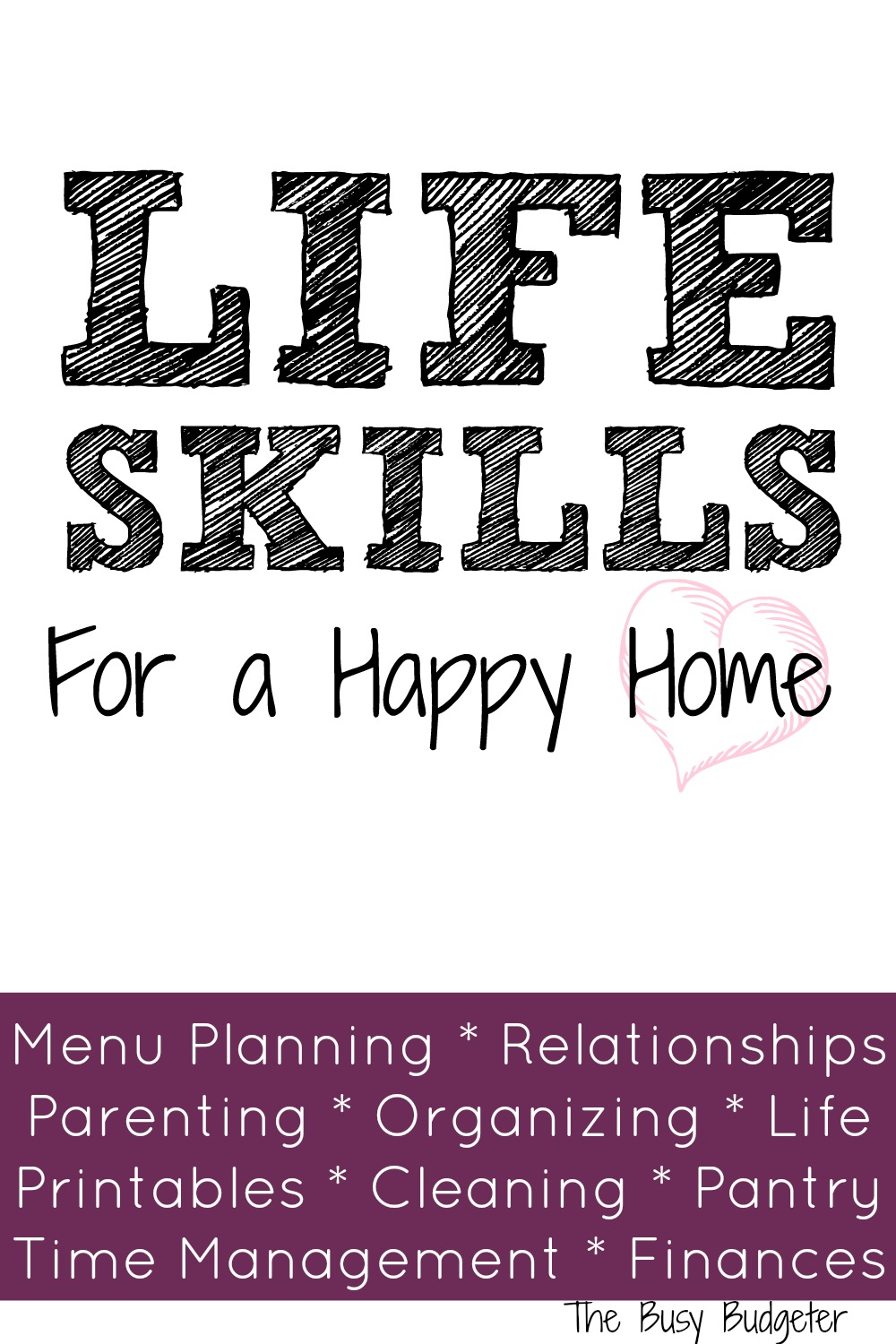 home making skills life skills teach yourself how to run a life skills for a happy home definitely doing this i mean i think