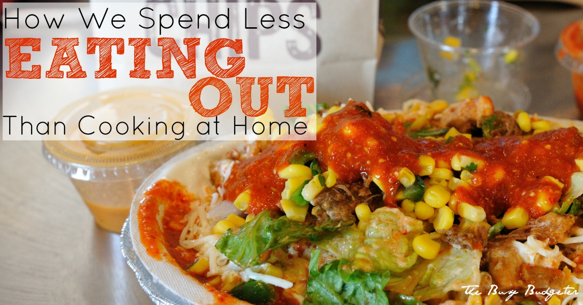 how we spend less eating out than cooking at home fb