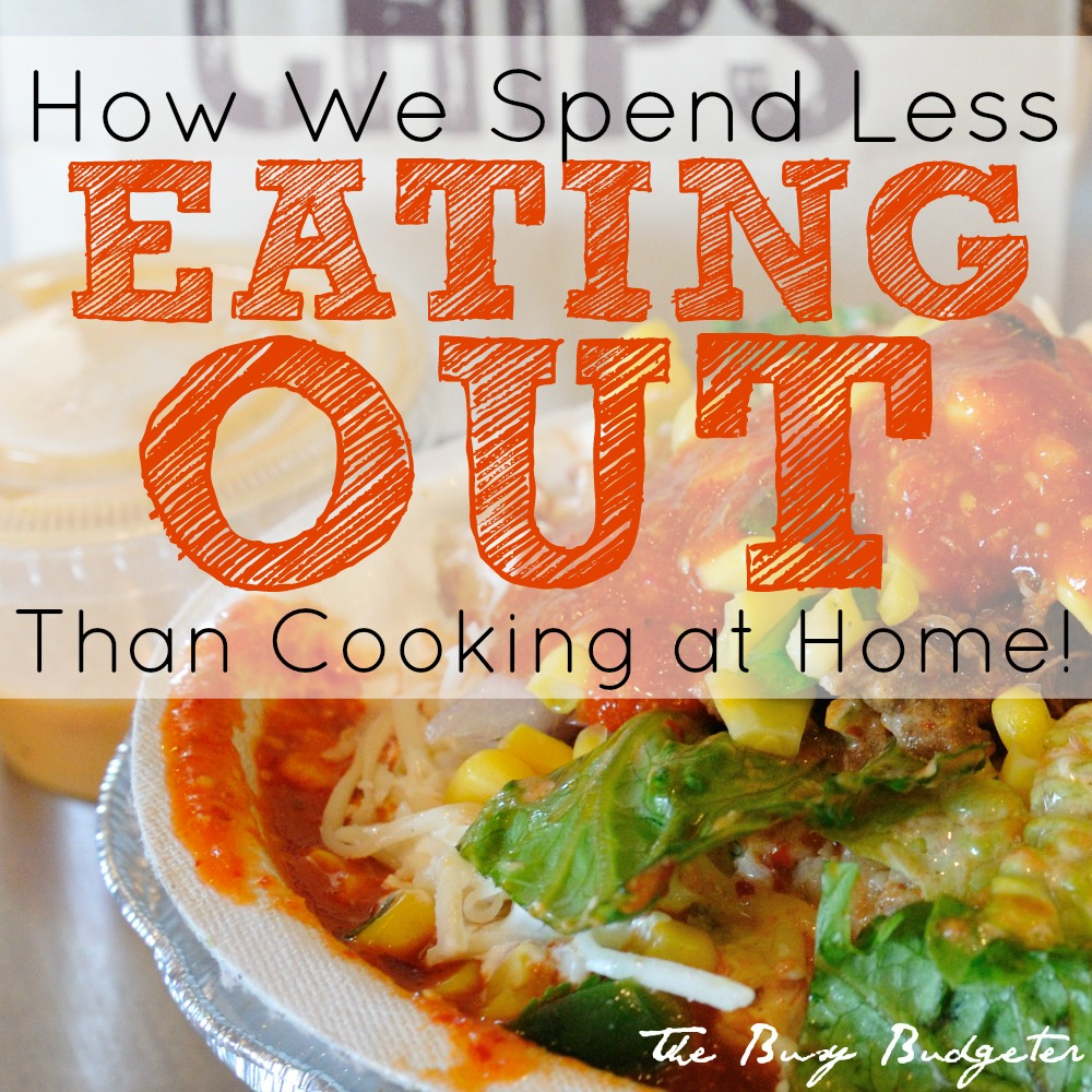 eating out or cooking at home The science about eating out that will scare you into cooking your own dinners it turns out, eating outside the home—at restaurants, fast-food joints.