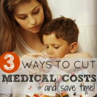 3 Ways to Save on Medical Costs (and How We Budget For Medical Costs)