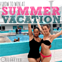 How to Save Money on Vacation… One Family's Unique Solution.