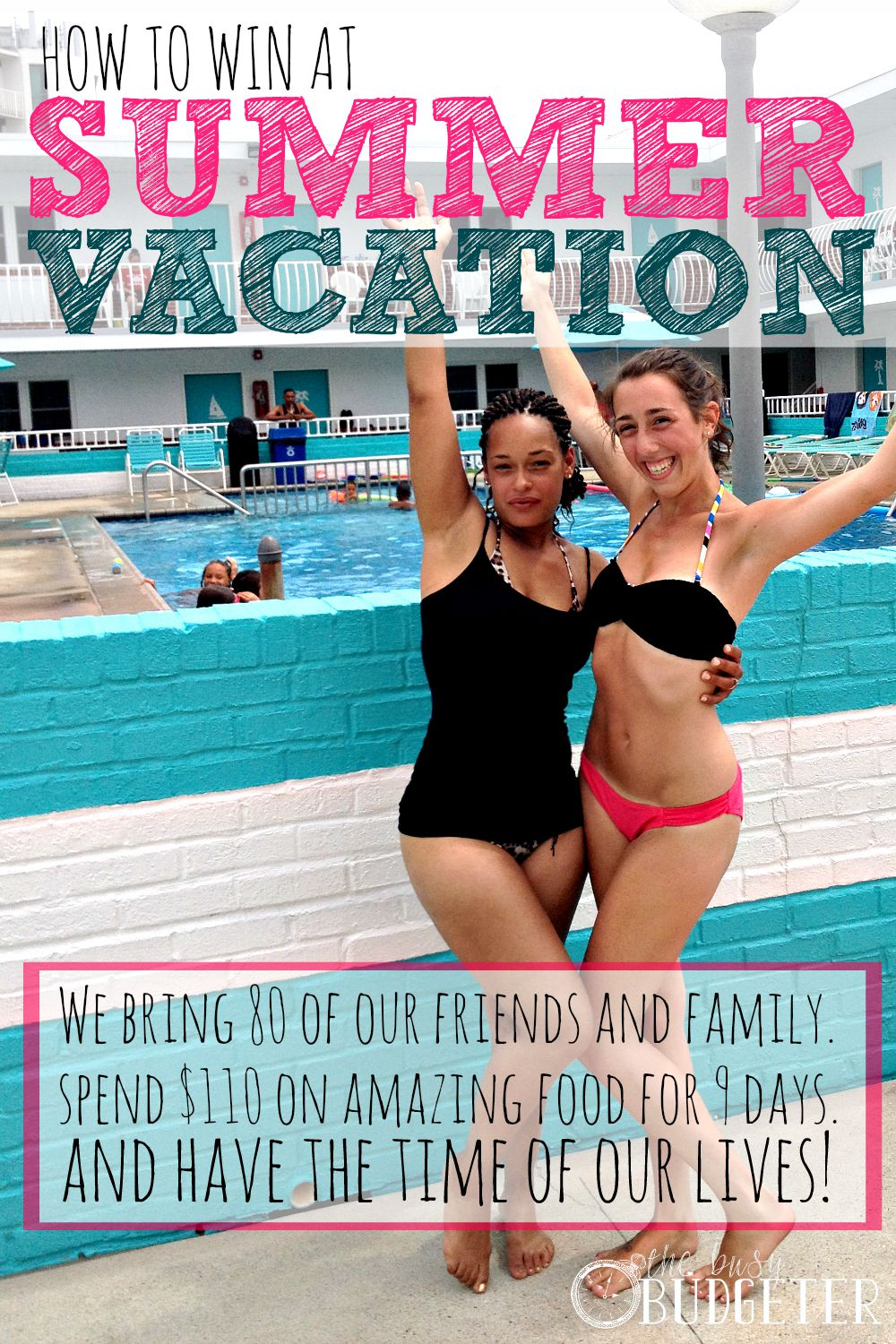 HOW TO WIN AT SUMMER VACATION PINTEREST