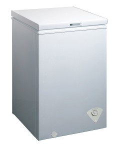 Midea 3.5 cu. chest freezer via Amazon.