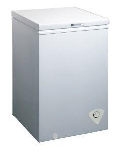 Midea 3.5 cu. chest freezer via Amazon.
