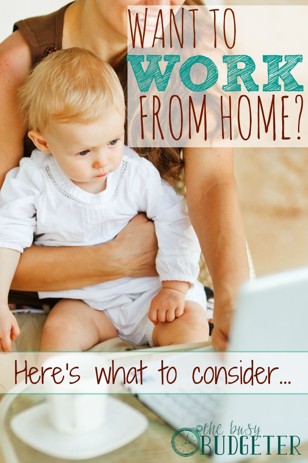 Want to work from home? Here's what to consider...