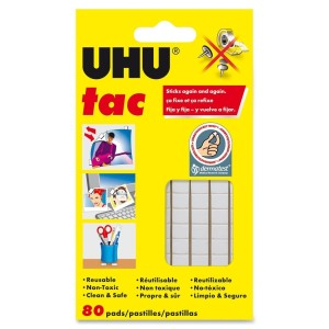uTac Poster Putty via Amazon.