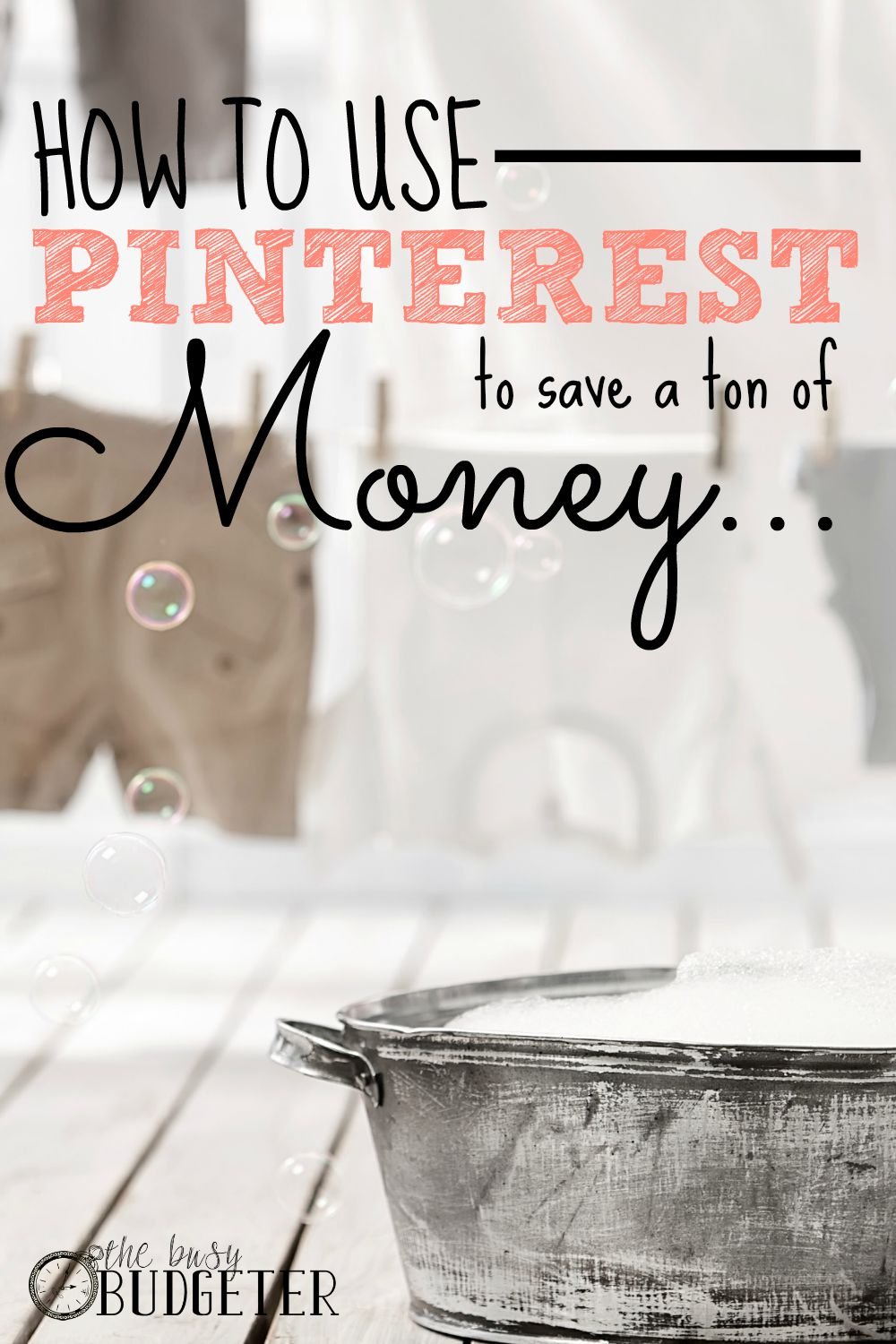 The top 25 Frugal Living Pinners on Pinterest