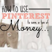 Top 25 Frugal Living Pinners to Follow on Pinterest