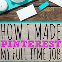 Pinterest Jobs: How I Turned Pinterest into a Full-Time Job