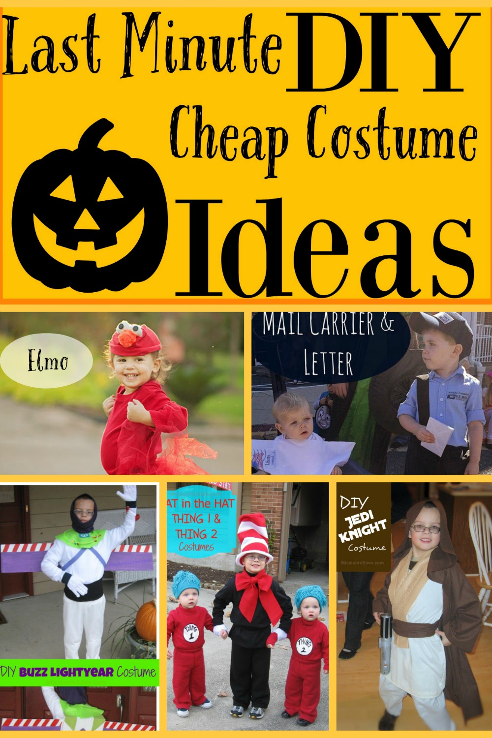 last minute diy cheap costume ideas
