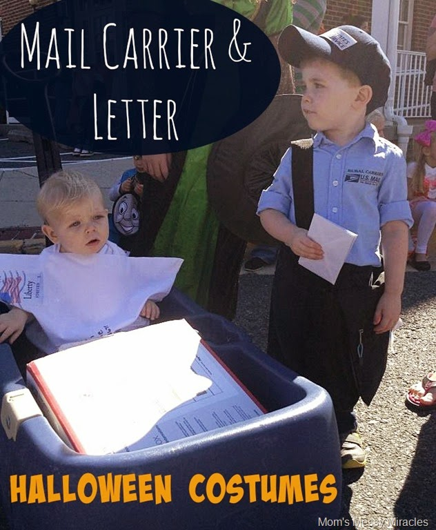 holloween mail carrier