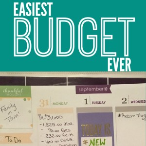 How to start a budget FEATURED