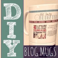DIY Blog Mug Tutorial