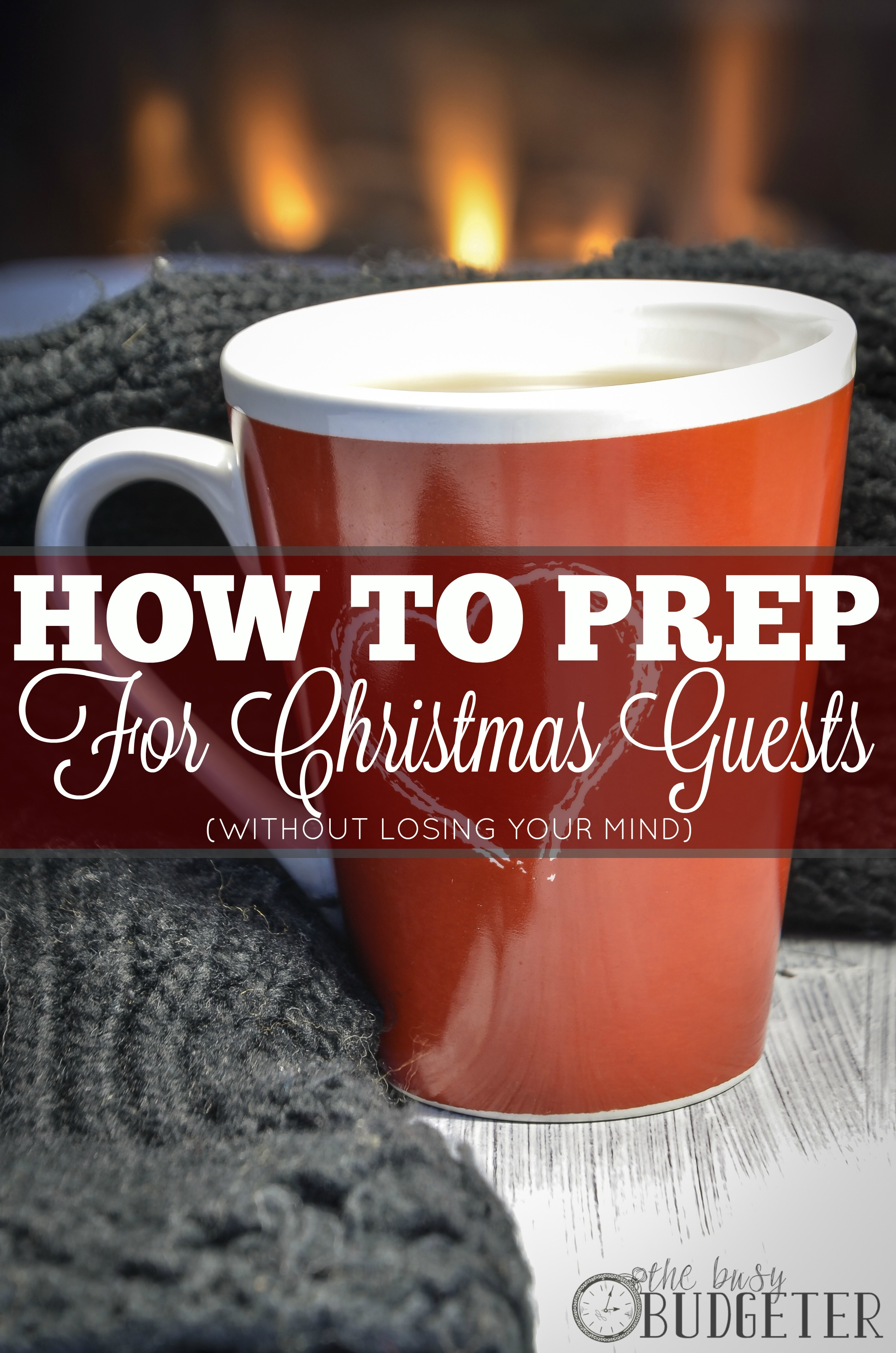 How to prep for christmas guests. I have 21 people coming in next week. This was a lifesaver! I never know what I need to have on hand before they arrive and I'm always caught off guard. This has a list of things to pick up before they get here!