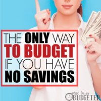 The ONLY Budgeting Program You Should Use if You Live Paycheck to Paycheck (Hint: It's Free!)