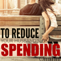 How do I stop my husband from spending money?