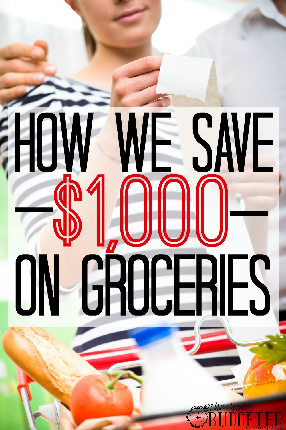 The Simplest Way to Save Money on Groceries. This is exactly what we needed! I waste so much money on food but everything else I've read makes it sound so simple without explainign exactly what I need to do. This did exactly what I wanted.... told me EXACTLY what to do, step by step to spend less on groceries. It's already working! Hubby is impressed!