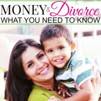 Money and Divorce: What You Need to Know