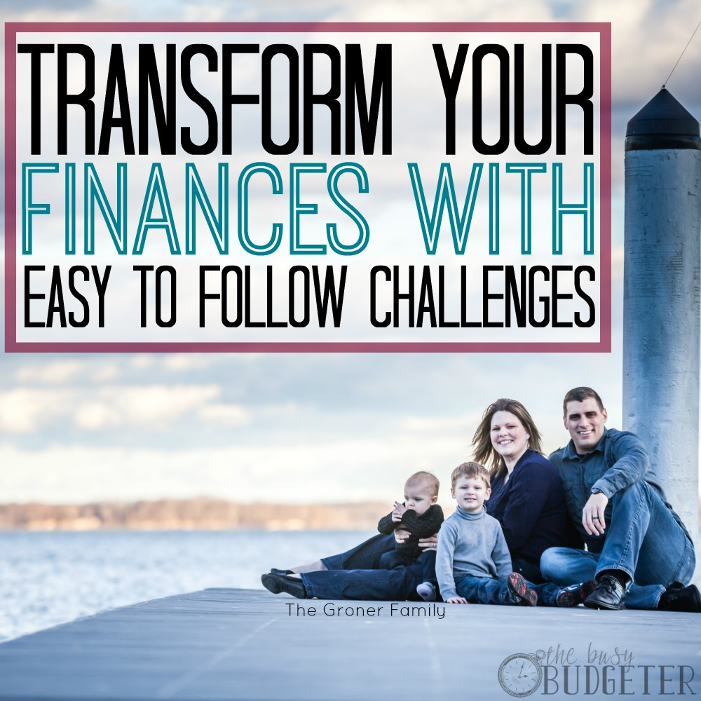 Transform your finances